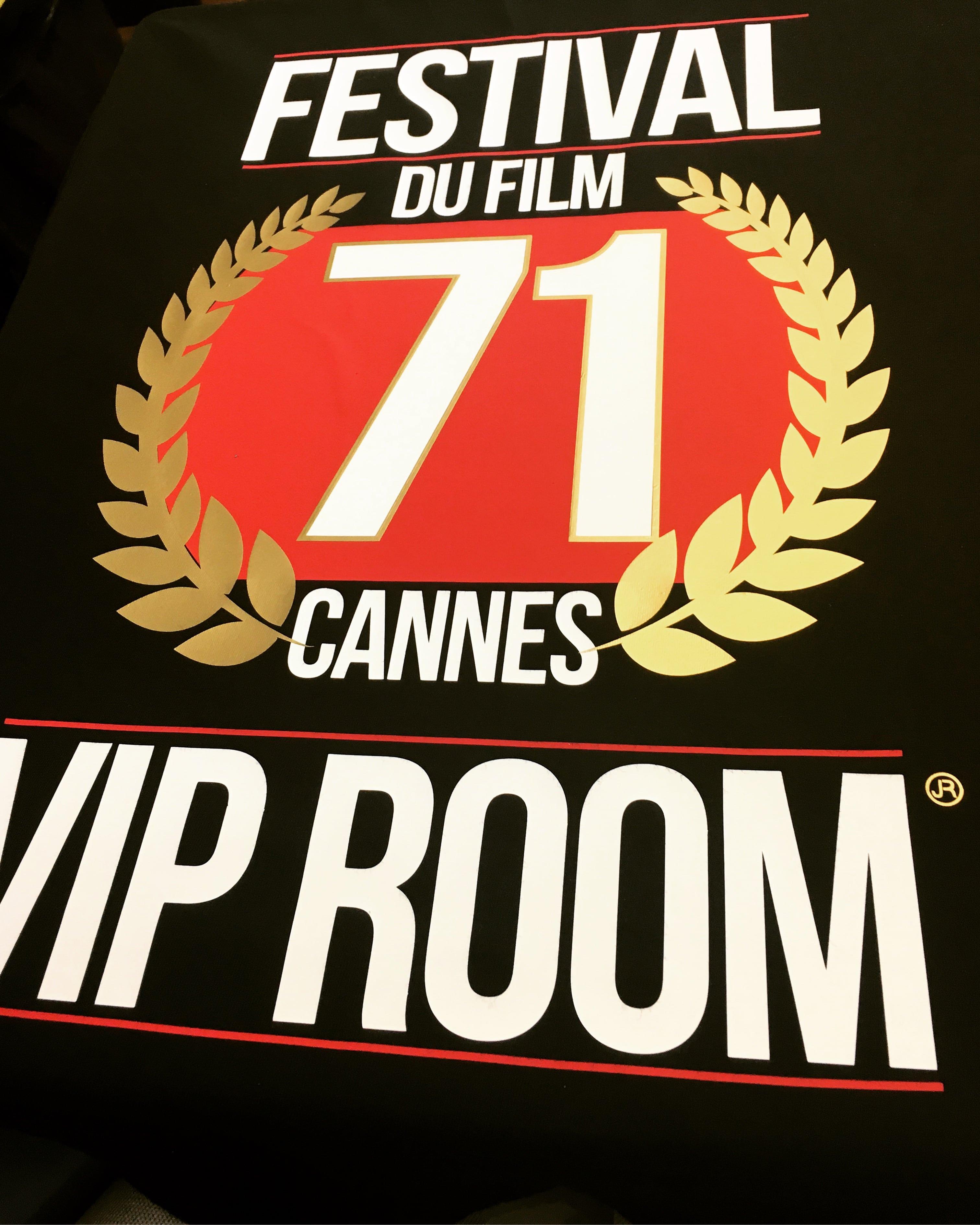 VIP ROOM FESTIVAL DE CANNES 2018